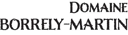 Domaine Borrely-Martin